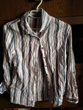 Продам рубашку полоска