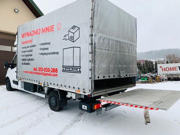 Tani transport, Przeprowadzki, transport MEBLI , bus z winda, tanio