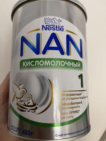 Молочная смесь НАН кисломолочный