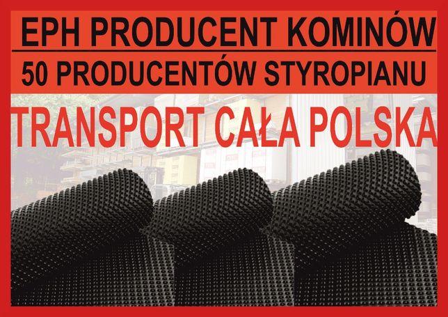 folia kubełkowa fundamentowa system bloczki betonowe bloczek betonowy