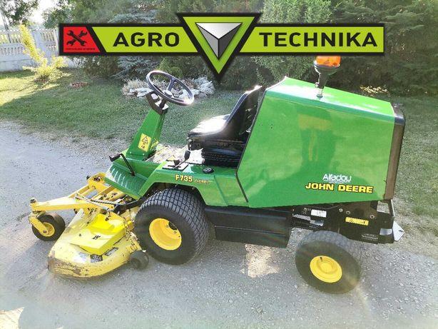 Traktorek kosiarka John deere F735 Diesel super stan tylko 577Mth!!!