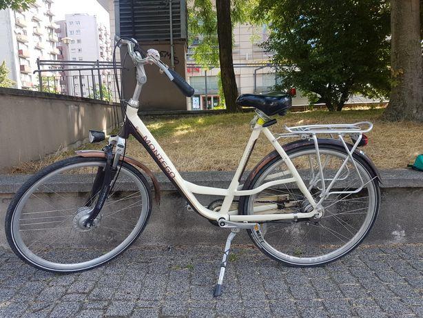 Rower Damski Holenderski Montego Luxury Style Status