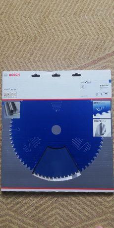 355mm tarcza piła Bosch do metalu