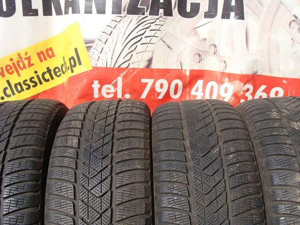 4x245/45 R18 Pirelli Sottozero 3