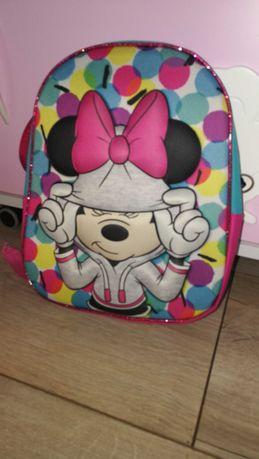 Plecak z Minnie