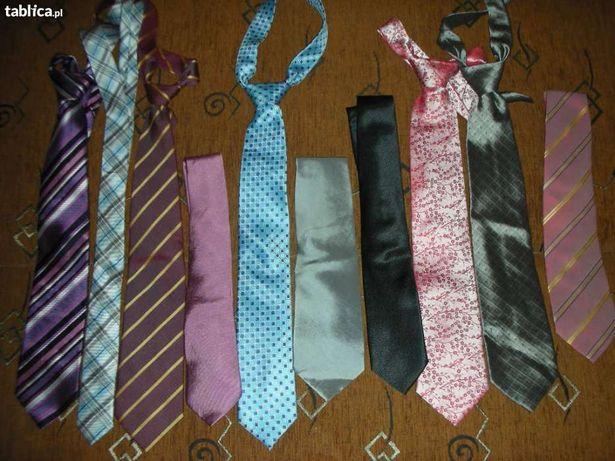 Krawaty - 10 sztuk