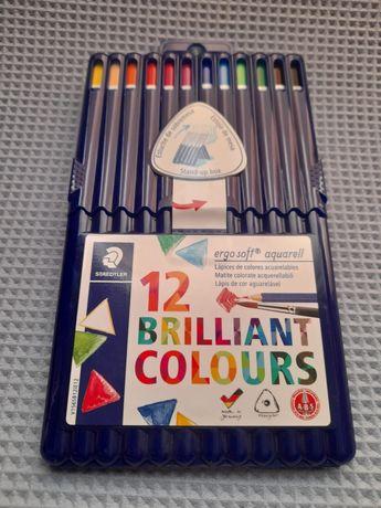 Lápis de cor aguarelável Staedtler-NOVOS