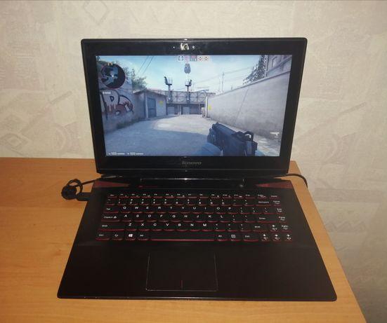 Продам игровой ноутбук lenovo y40-80
