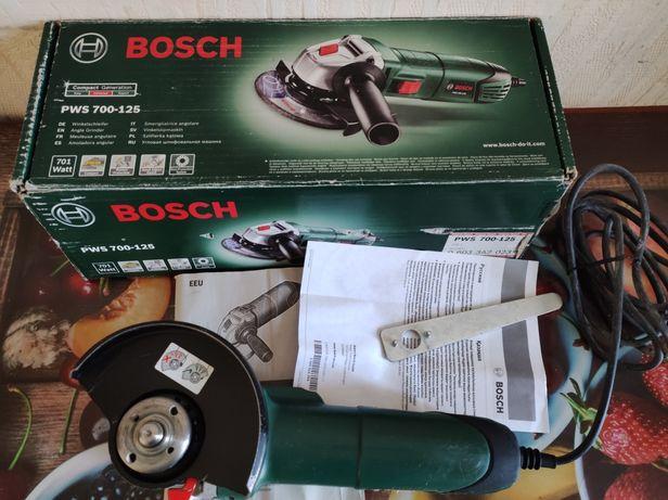 Болгарка Bosch PWS 700