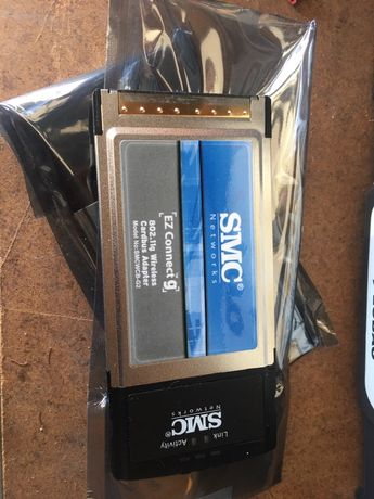 Placa PCmcia Wifi SMC
