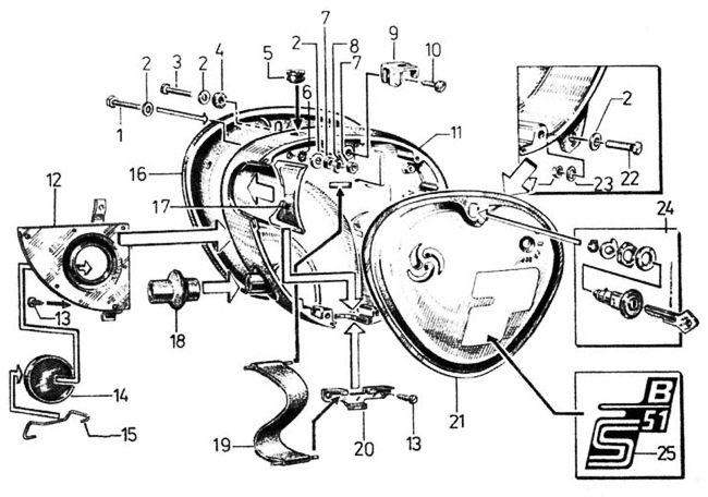Wiązka Elektryczna Simson s51 s50 IFA 1.5mm WYSYŁKA 0 PLN
