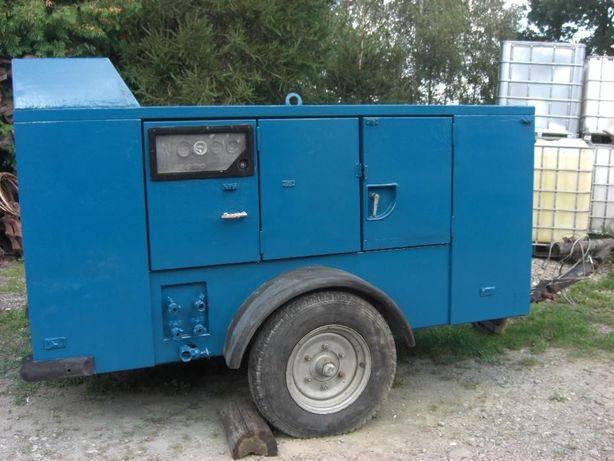 Sprężarka - kompresor śrubowy Demag 10m3 silnik Deutz