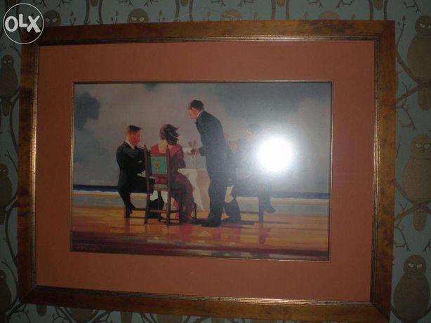 obraz Vettriano elegia dla zmarłego admirała