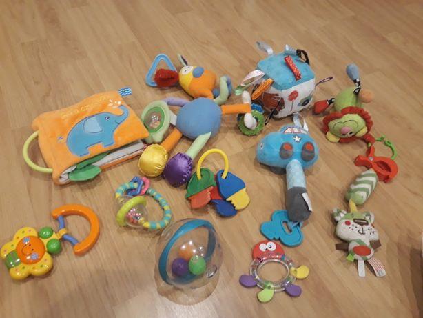 Zabawki niemowlak