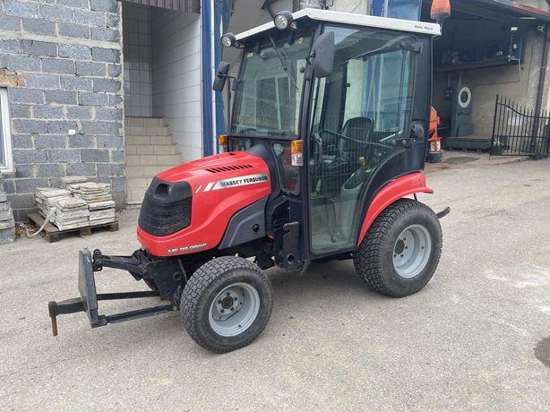 Minitraktor Ogrodowy - Komunalny Massey Ferguson MF 22-28 GC Traktorek