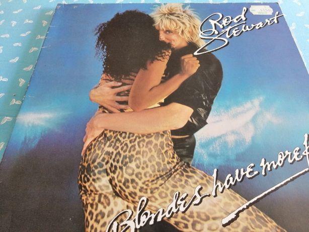 Płyta winylowa Rod Stewart - blondes have more fun