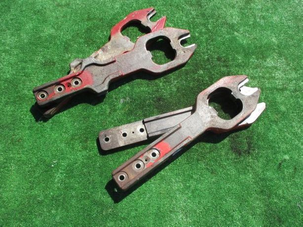 Prowadnice noża do wycinaka Strautmann Hydrofox