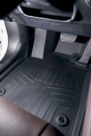 Коврики резиновые в салон 3D LUX для Lexus RX (2015-)