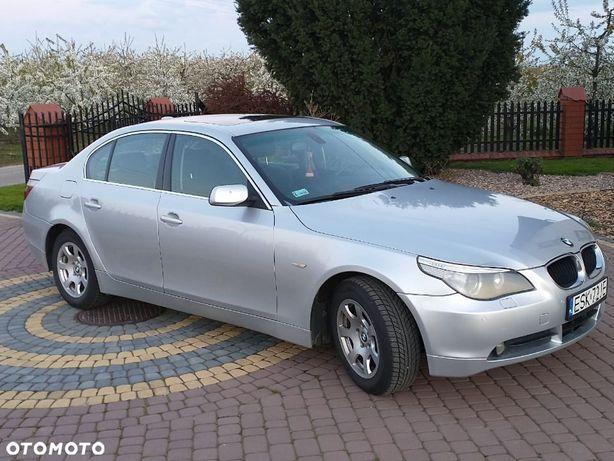 BMW Seria 5 BMW E60 SERII 5 520d 163KM
