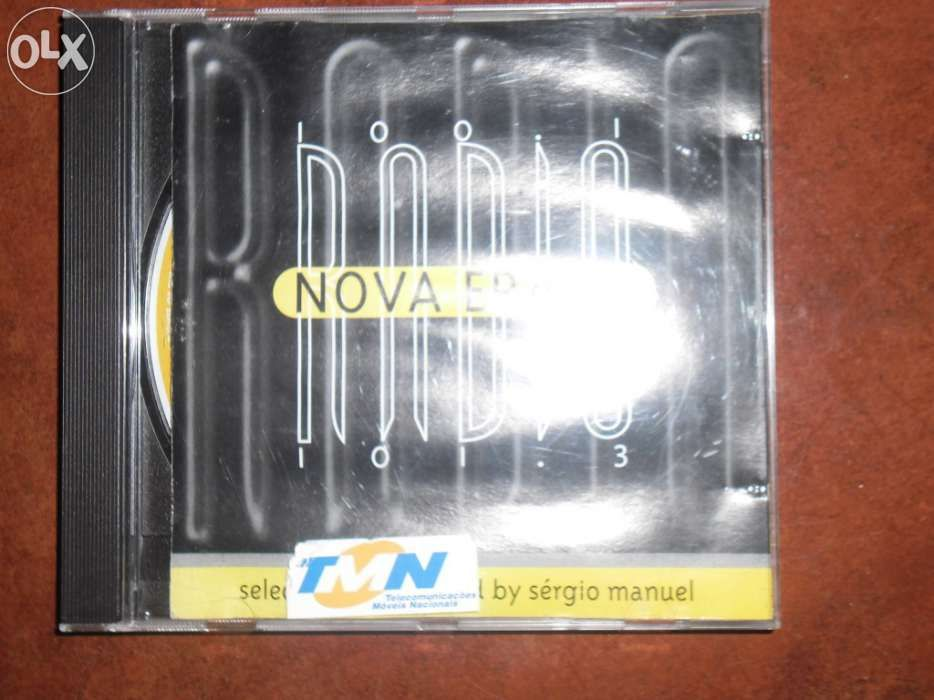 Cd Nova Era 2cds- original Ponte de Lima - imagem 1