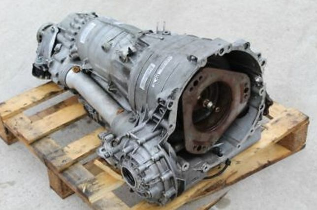 Skrzynia biegów Audi A8 D3 4,2tdi kod JNH