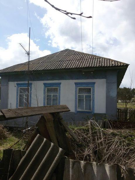 Дом с участком и огородом 35соток(с.Курень)