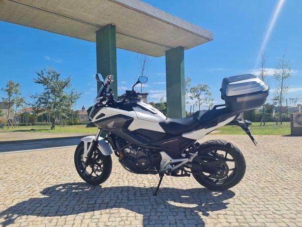 Honda NC750X ABS 2019, 4.501kms+3 malas+2Usb+Descanso central+sup. tlm