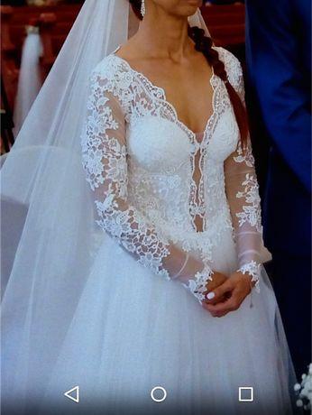 Suknia Ślubna Model 180 Nicole Exlclusives
