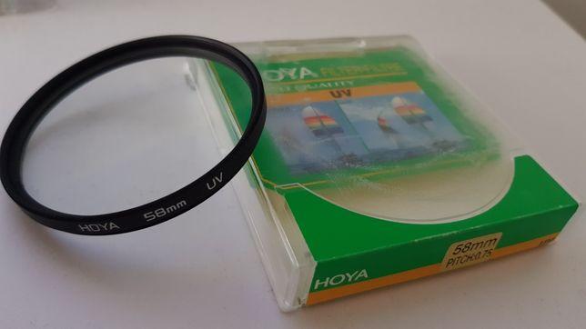 filtr UV Hoya 58 mm