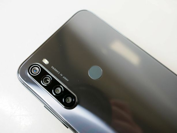 Xiaomi Redmi Note 8T 4/64GB NFC (ЧЕРНЫЙ) на Qualcomm Snapdragon 665