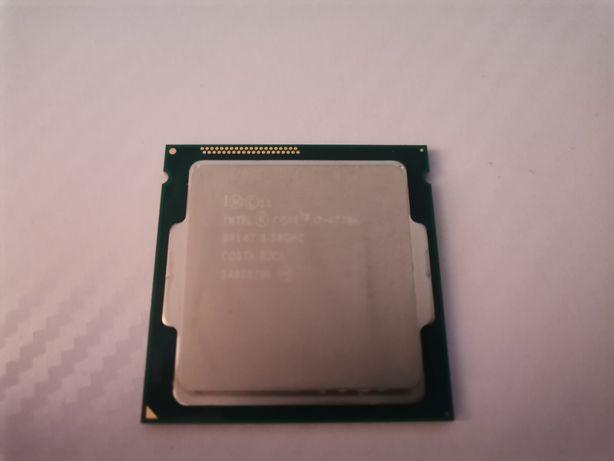 Sprzedam procesor i7 4770k 3.5 Ghz