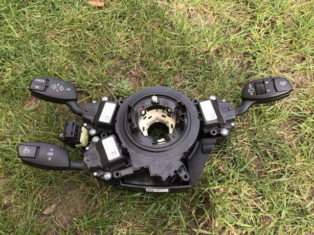 Pajak czujnik kata skretu tasma kierownicy elekt z lopatkami bmw e60 e