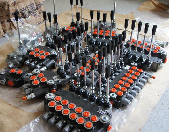 Гидрораспределитель Р80 на манипулятор, автокран, погрузчик,пресс, мтз