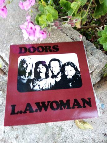 Vinil Doors L.A Woman