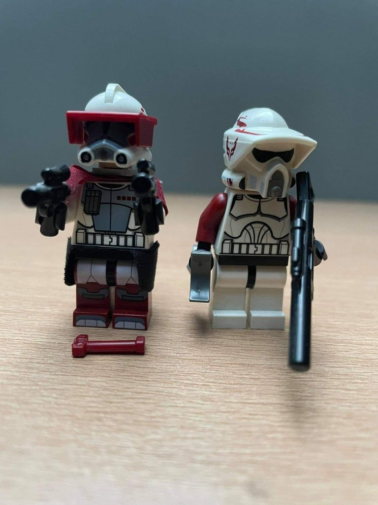 LEGO Star Wars ARC Troopers
