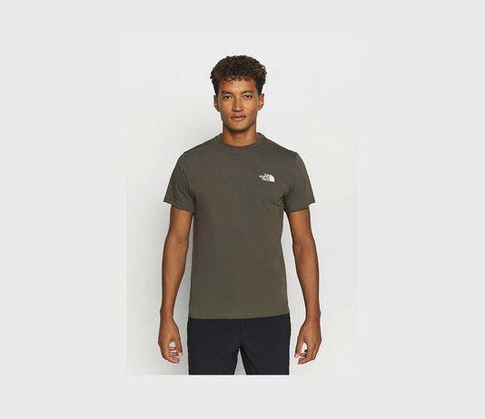 Мужская футболка THE NORTH FACE Men's Reaxion Short Sleeve Crew - M