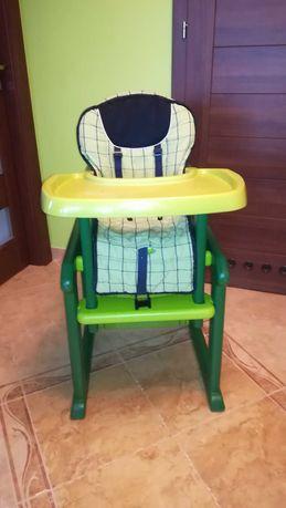 Krzesełko do karmienia / stolik