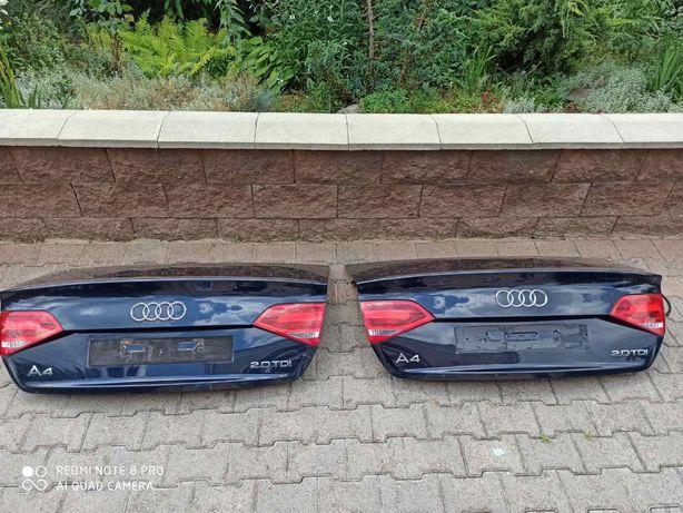 Audi A4 b8  2007-2012 крышка багажника оригинал комплектная в наличии