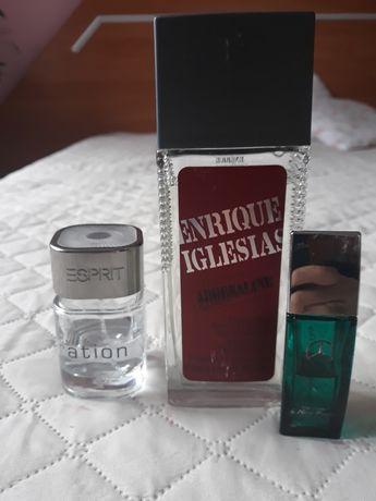 Zestaw męskich perfum