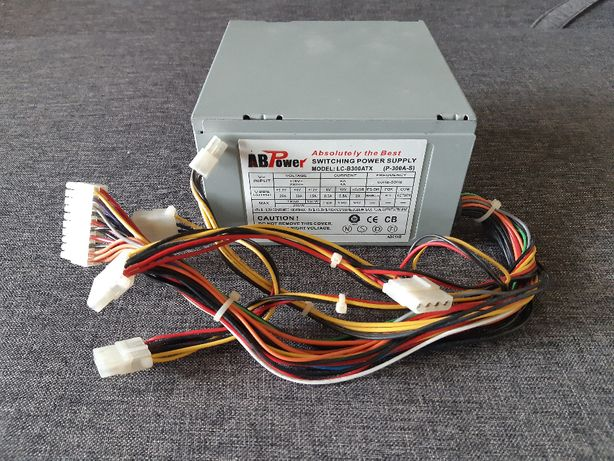 Блок питания ABPower LC-B300ATX