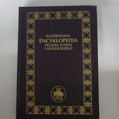 34 Tomowa Encyklopedia Ilustrowana Trzaski, Everta i Michalskiego