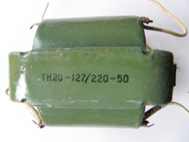 Трансформатор накальный ТН20-127/220-50, на броневых сердечниках ШЛ