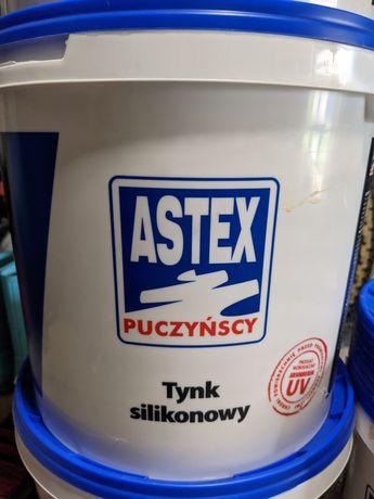 Tynk elewacyjny silikonowy Astex