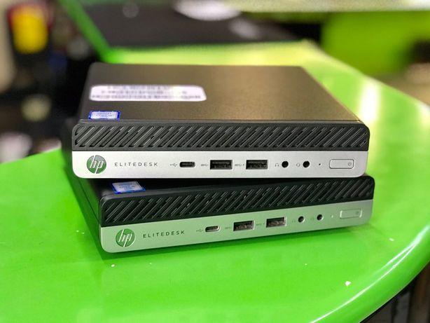 Неттоп HP | Core i5-6500 | 8 DDR4 | SSD 240