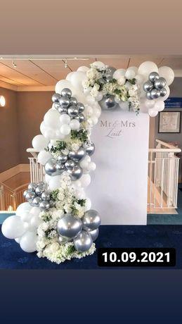 Свадьба фотозона, свадебная флористика,