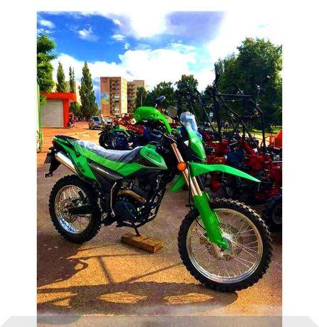 Хит Сезона Мотоцикл Shineray (Шинерай) XY200-11B LIGHT Новый
