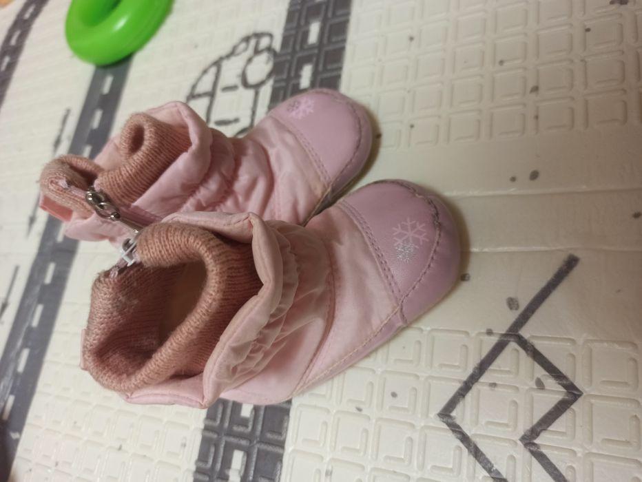 Новые ботинки демисезонные Каменское - изображение 1