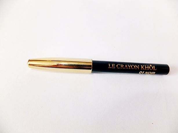 lancome le crayon khol 01 noir kredka mini