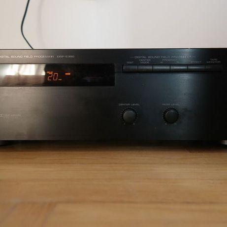 Procesor kina domowego YAMAHA DSP-E390 wzamacniacz amplituner
