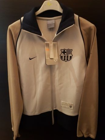 Bluza Nike cremowa